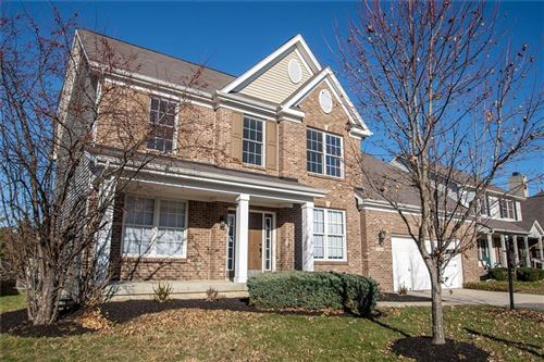 Photo of 12166 Ashland Drive, Fishers, IN 46037 (MLS # 21684913)