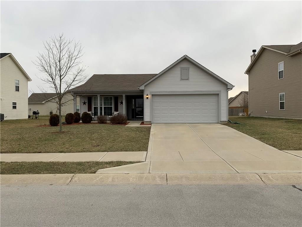757 MOZART Drive, Greenfield, IN 46140 - #: 21689913
