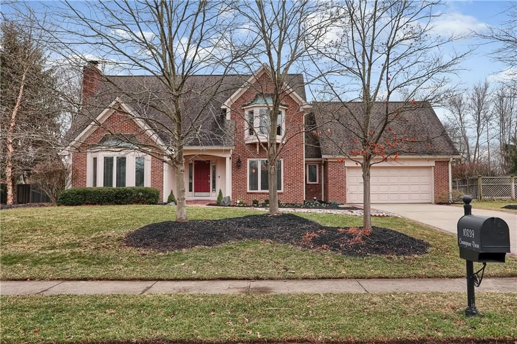 10839 Courageous Drive, Indianapolis, IN 46236 - #: 21693913