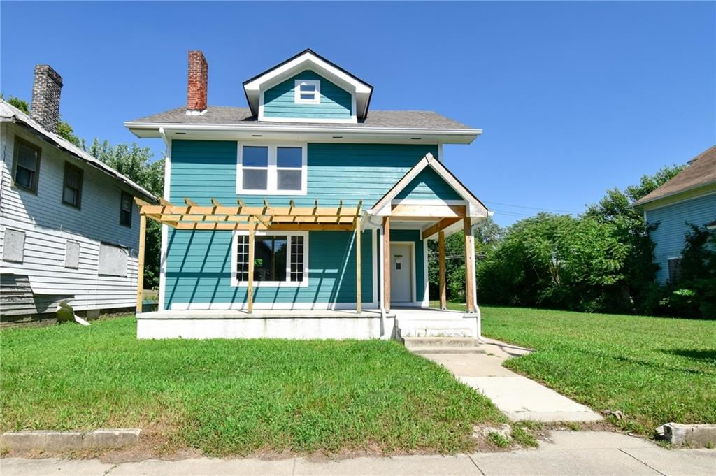 2845 North New Jersey Street, Indianapolis, IN 46205 - #: 21759913