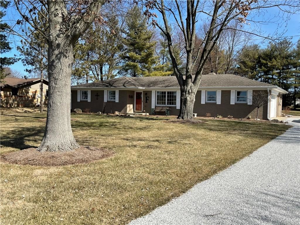 133 North Windswept Road, Greenfield, IN 46140 - MLS#: 21769913