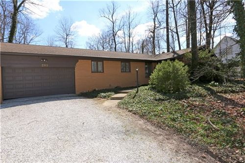 Photo of 2919 South Post Road, Indianapolis, IN 46239 (MLS # 21698914)