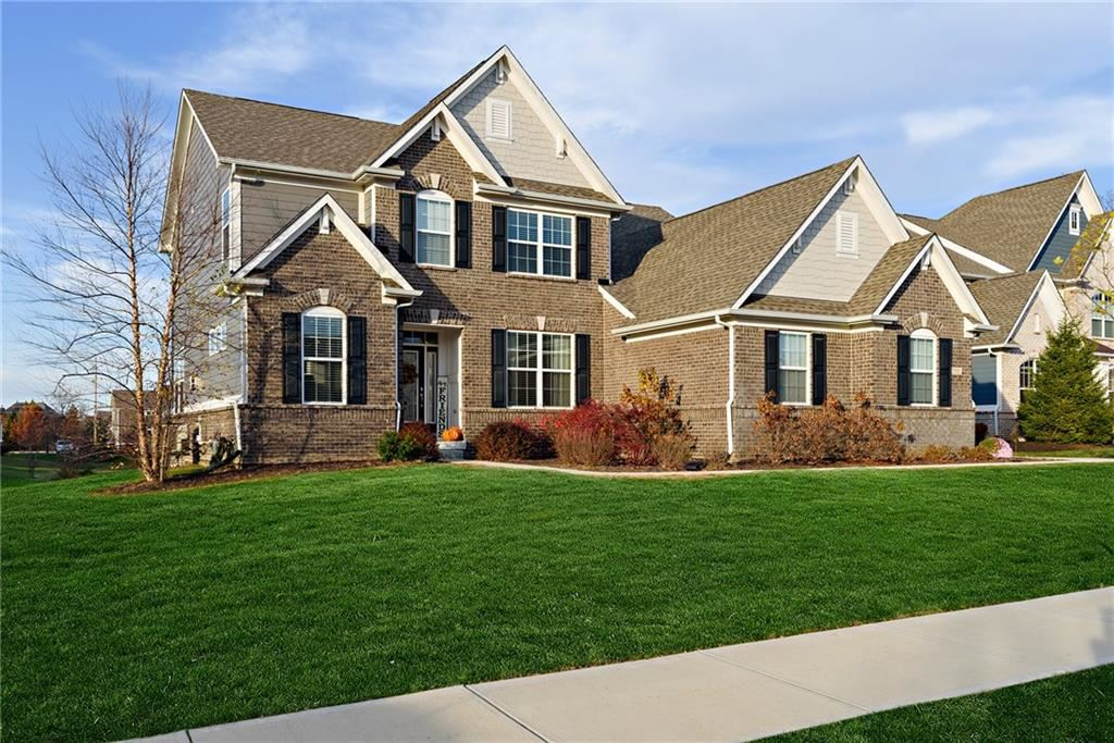 7398 English Court, Zionsville, IN 46077 - #: 21749914