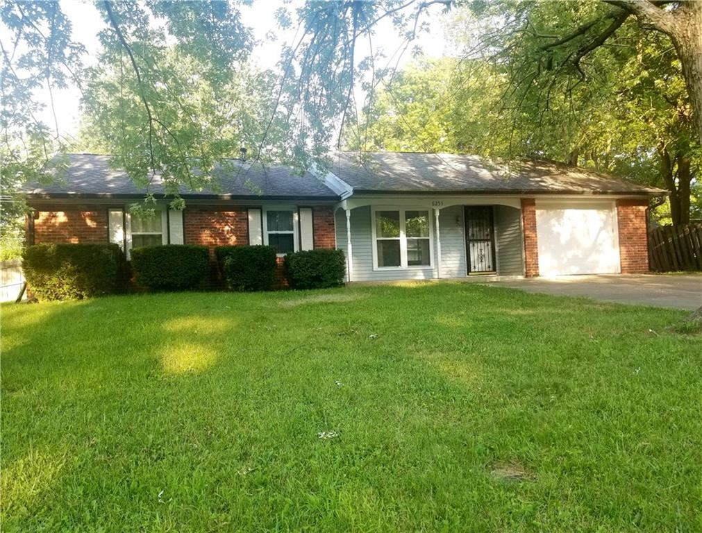 8253 Railroad Road, Indianapolis, IN 46217 - #: 21728915