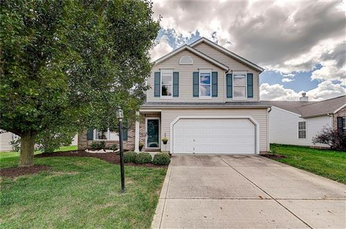 Photo of 12213 Carriage Stone Drive, Fishers, IN 46037 (MLS # 21810916)