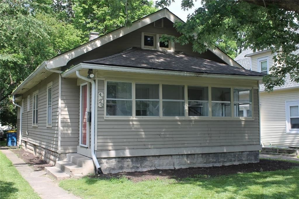 4320 Guilford Avenue, Indianapolis, IN 46205 - #: 21715916