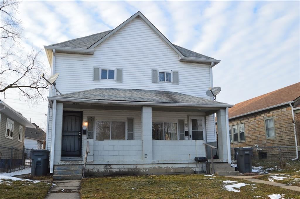 2818-2820 BROOKSIDE Avenue, Indianapolis, IN 46218 - #: 21765916