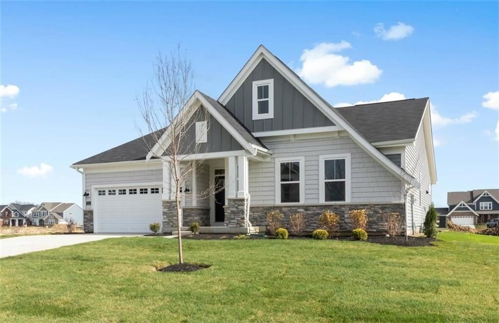 7813 Sunset Ridge Parkway, Indianapolis, IN 46237 - #: 21716917