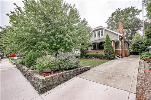 Photo of 317 East 47th Street, Indianapolis, IN 46205 (MLS # 21695919)