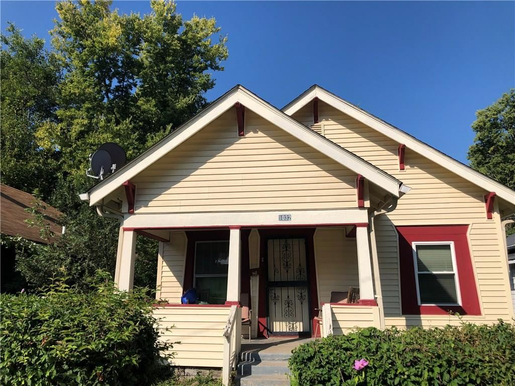 1032 North Belleview Place, Indianapolis, IN 46222 - #: 21667919