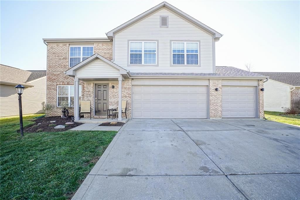 7841 COLE WOOD Boulevard, Indianapolis, IN 46239 - #: 21756919