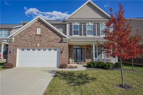 Photo of 14059 Northcoat Place, Fishers, IN 46038 (MLS # 21746920)