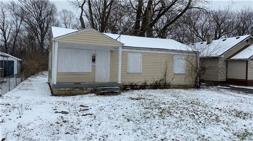 Photo of 3705 North WHITTIER Place, Indianapolis, IN 46218 (MLS # 21762920)
