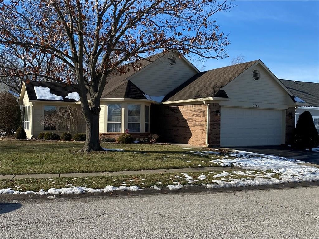 5740 CRYSTAL BAY W Drive, Plainfield, IN 46168 - #: 21686920