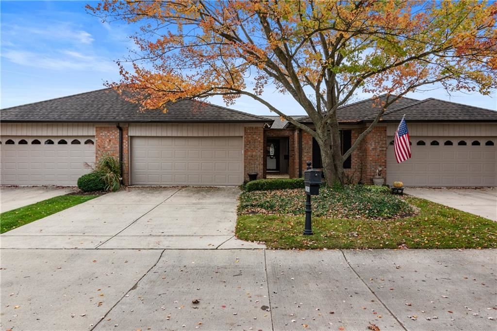1061 Millwood Court, Indianapolis, IN 46260 - #: 21745920