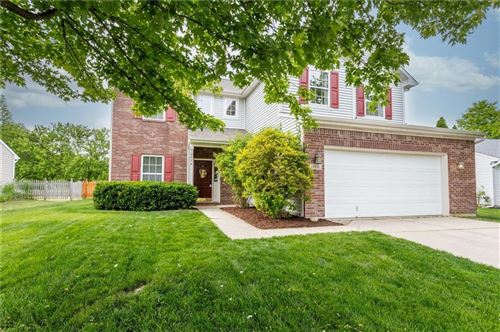 Photo of 10936 Trailwood Drive, Fishers, IN 46038 (MLS # 21788921)