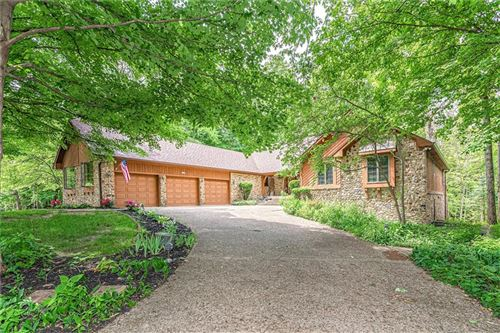 Photo of 10430 Fall Creek Road, Indianapolis, IN 46256 (MLS # 21716922)