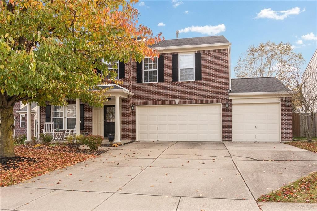 13796 Meadow Lake Drive, Fishers, IN 46038 - #: 21680923