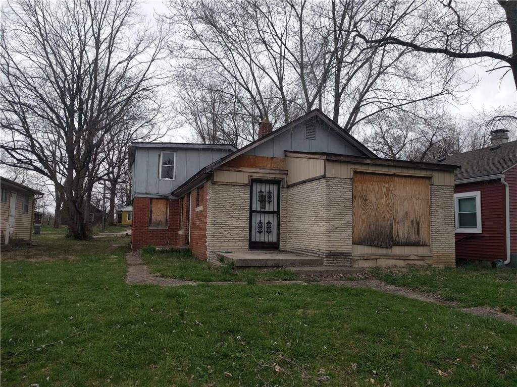 3210 Hovey Street, Indianapolis, IN 46218 - #: 21754923