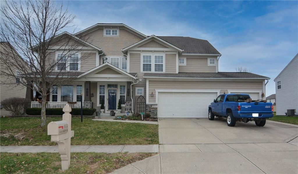 8132 Grassy Meadow Lane, Indianapolis, IN 46259 - #: 21755923