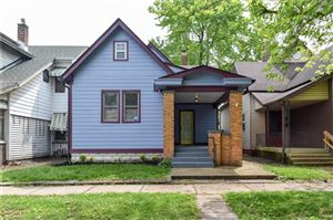 Photo of 1737 South Talbott, Indianapolis, IN 46225 (MLS # 21642924)