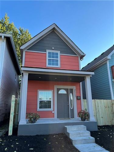Photo of 2117 Pleasant Street, Indianapolis, IN 46203 (MLS # 21820924)