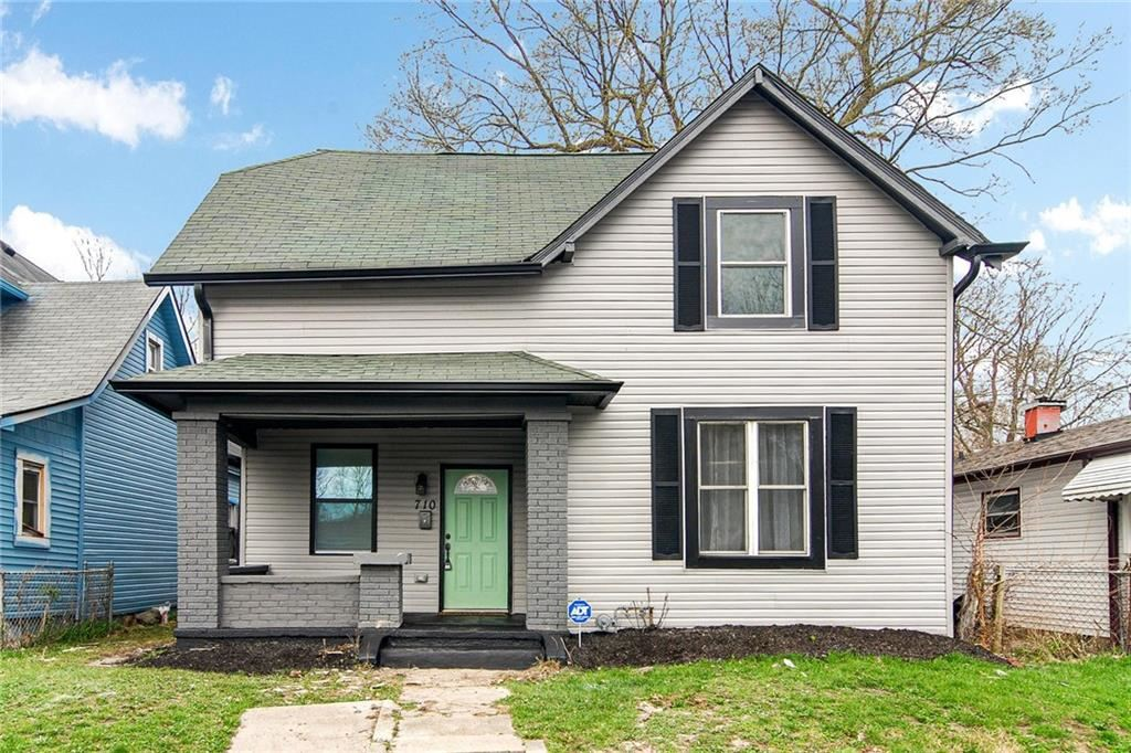 710 North Sheffield Avenue, Indianapolis, IN 46222 - #: 21703924