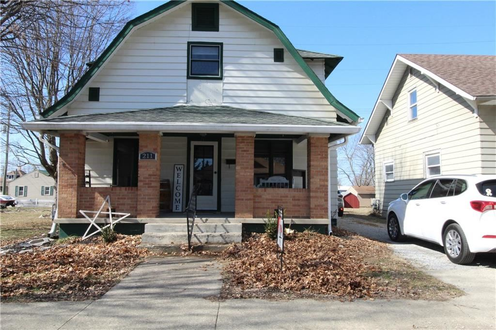 211 Dunn Avenue, Crawfordsville, IN 47933 - #: 21769924