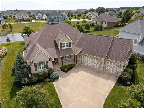 Photo of 10241 Timberstone Drive, Fishers, IN 46040 (MLS # 21727925)