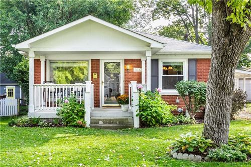Photo of 5637 Kingsley Drive, Indianapolis, IN 46220 (MLS # 21820925)