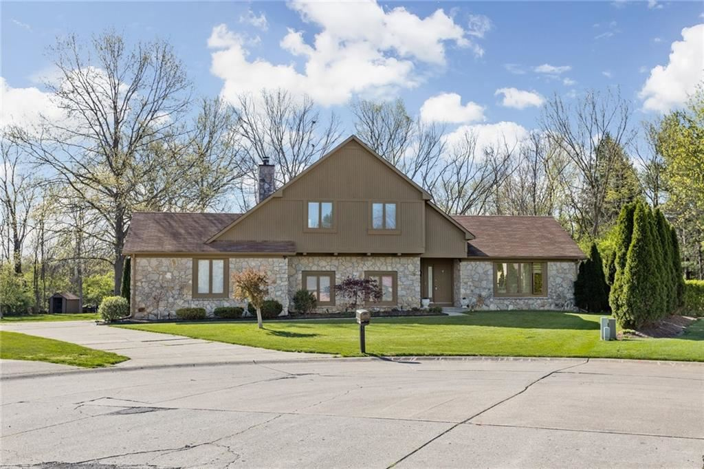 8903 Alibeck Court, Indianapolis, IN 46256 - MLS#: 21774925