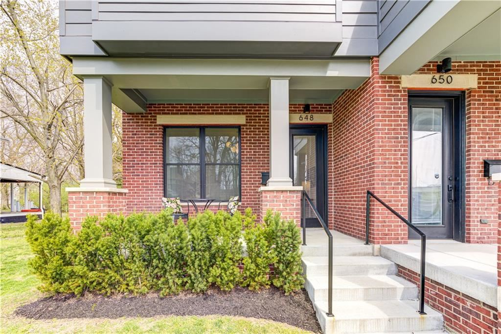 Photo of 648 East 13th Street, Indianapolis, IN 46202 (MLS # 21776925)