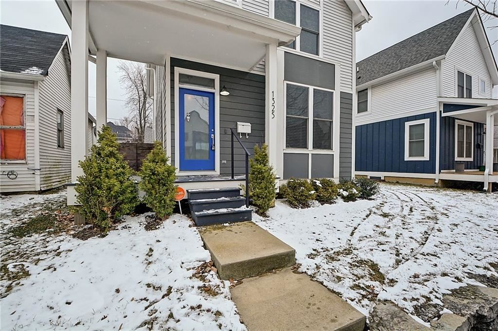 1325 Marlowe Avenue, Indianapolis, IN 46202 - #: 21697926