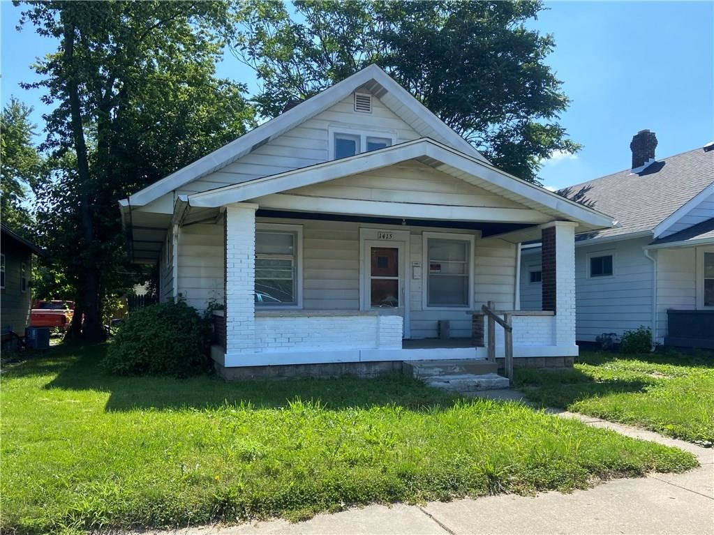 1415 North Belleview Place, Indianapolis, IN 46222 - #: 21729926