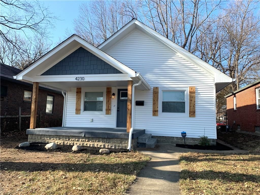 4230 North WINTHROP AVE Avenue, Indianapolis, IN 46205 - #: 21752926