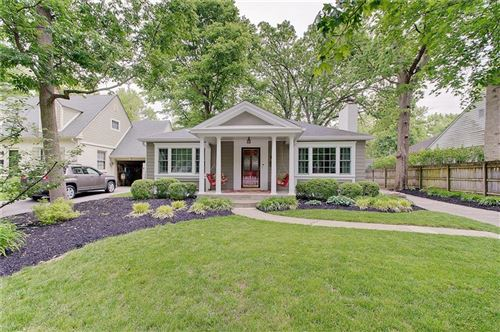 Photo of 6237 North Meridian Street, Indianapolis, IN 46260 (MLS # 21788927)