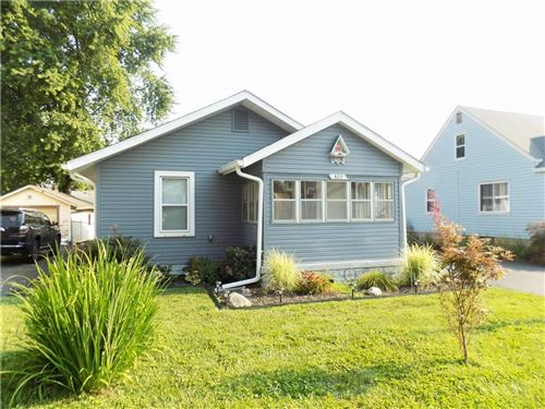 Photo of 822 E Mills Avenue, Indianapolis, IN 46227 (MLS # 21801927)
