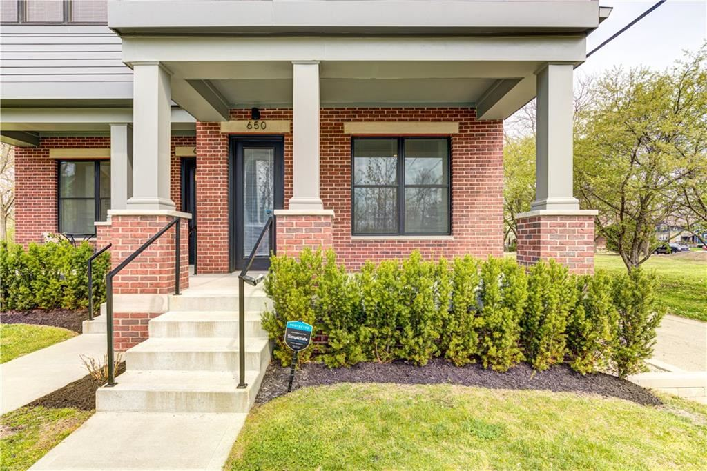 Photo of 650 East 13th Street, Indianapolis, IN 46202 (MLS # 21776927)