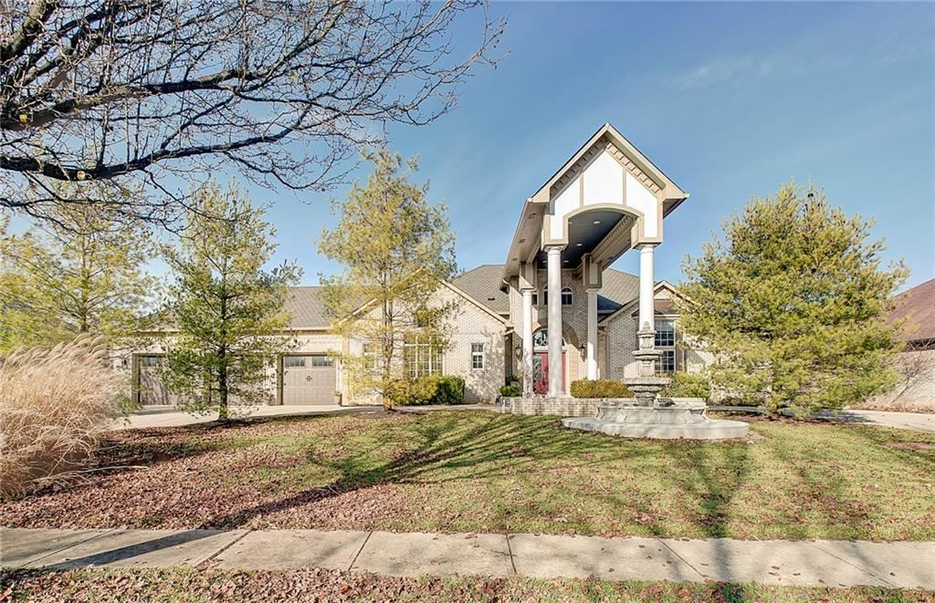 6896 CARTERS GROVE DR, Noblesville, IN 46062 - #: 21752928