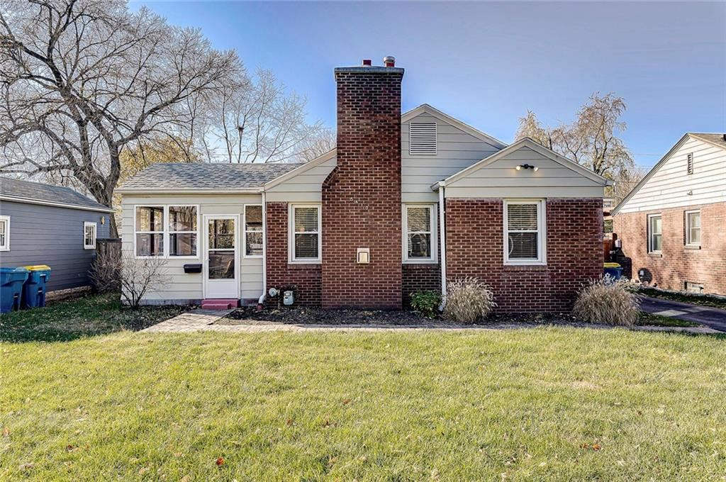 5410 Rosslyn Avenue, Indianapolis, IN 46220 - #: 21751929
