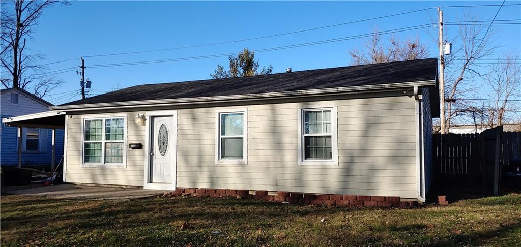 4702 West 37TH Street, Indianapolis, IN 46222 - #: 21758929