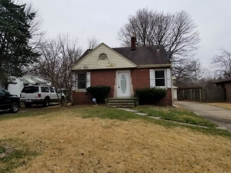 1011 East BRUNSWICK Avenue, Indianapolis, IN 46227 - #: 21694931