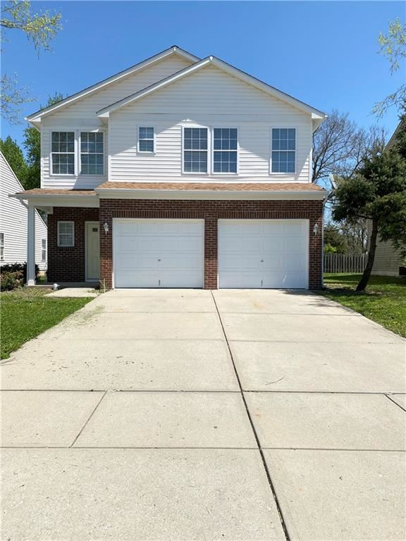 5533 Bluff View Boulevard, Indianapolis, IN 46217 - #: 21707931