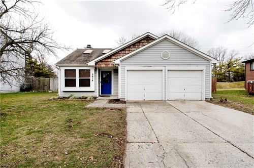 Photo of 5614 Liberty Creek Boulevard, Indianapolis, IN 46254 (MLS # 21759933)