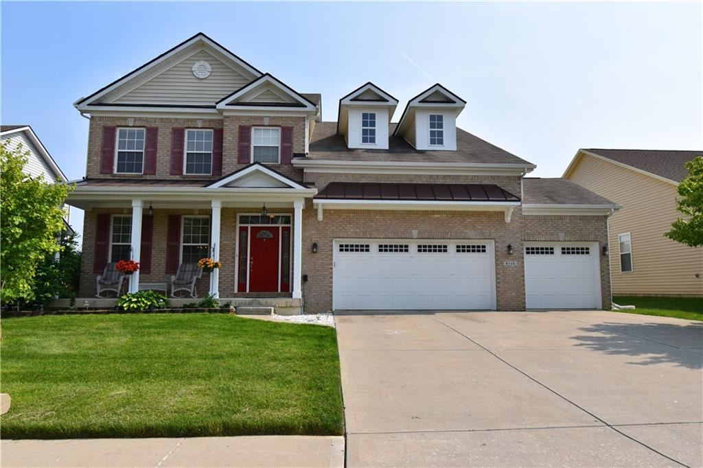 6115 Golden Eagle Drive, Zionsville, IN 46077 - #: 21644933