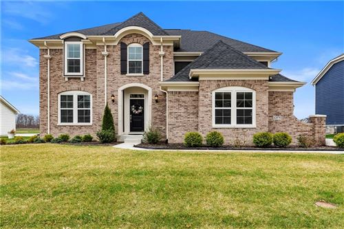 Photo of 12575 Coastal Place, Fishers, IN 46037 (MLS # 21702934)