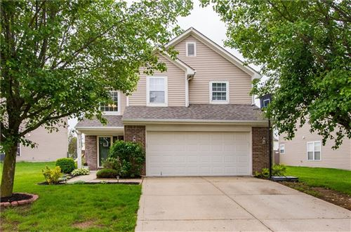 Photo of 7872 Sergi Canyon Drive, Indianapolis, IN 46217 (MLS # 21711935)