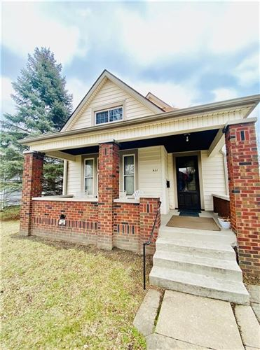 Photo of 931 North Tacoma Avenue, Indianapolis, IN 46201 (MLS # 21696936)