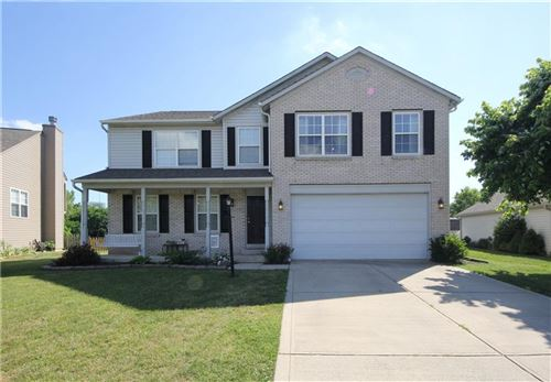 Photo of 6111 Copeland Lakes Drive, Indianapolis, IN 46221 (MLS # 21722936)