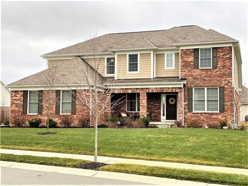 Photo of 9990 Win Star Way, Fishers, IN 46040 (MLS # 21759936)